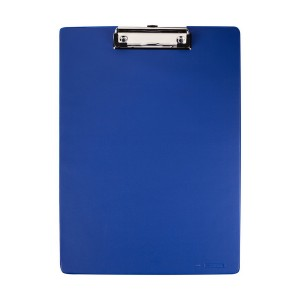 Clipboard simplu A4 Office Point albastru