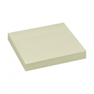 Notes adeziv 75 x 75 mm 100 file Office Point