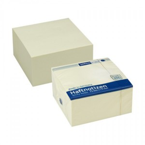 Notes adeziv 75 x 75 mm 400 file Office Point