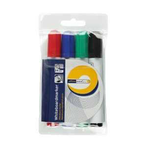 Marker pentru tabla alba/whiteboard Office Point 4/set